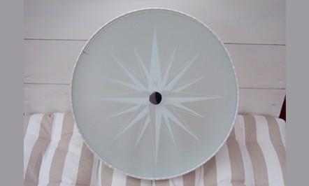 Plafond rusta